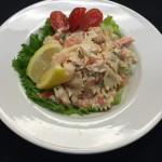 Lobster Seafood Pasta Salad: