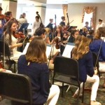 Mariemont Jr. High Orchestra Performers