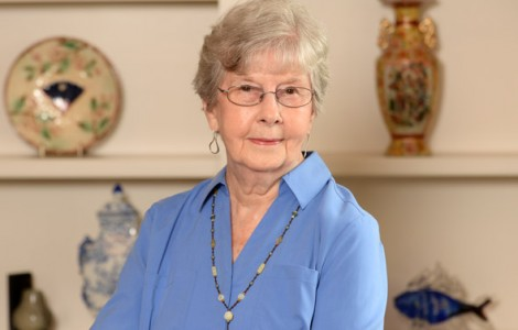 Resident Charlotte Battistone is Enjoying an Active Lifestyle and Friendly Neighbors at Pinebrook