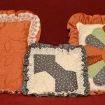 Rosemarie Reineck, 2002 Pillows